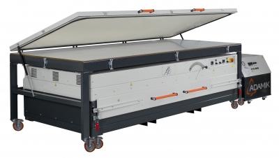 Nahrievacia pec s membránovým lisom ADAMIK Combiformer Eco XL