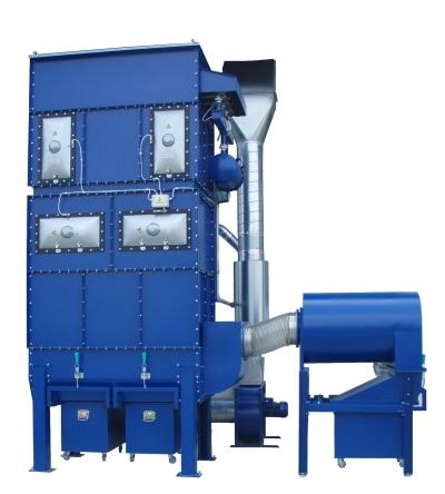 Odsávač prachu ADAMIK FP 150 7,5 kW