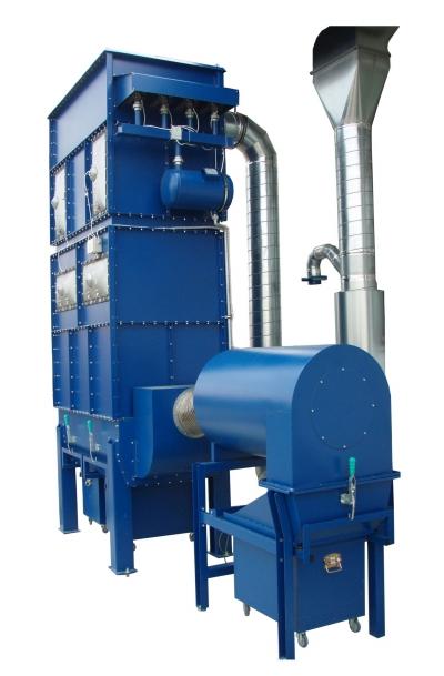 Odsávač prachu ADAMIK FP 160 7,5 kW