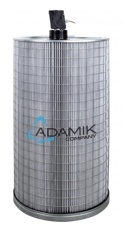 Filter FPEAM-610-12 polyesterový antistatický s elektrickým čistením pre odsávanie ADAMIK FT 402 - FT 504