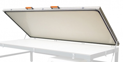 Rám s transparentnou silikónovou membránou ADAMIK FS 30