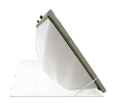 Rám s transparentnou silikónovou membránou ADAMIK FS 50