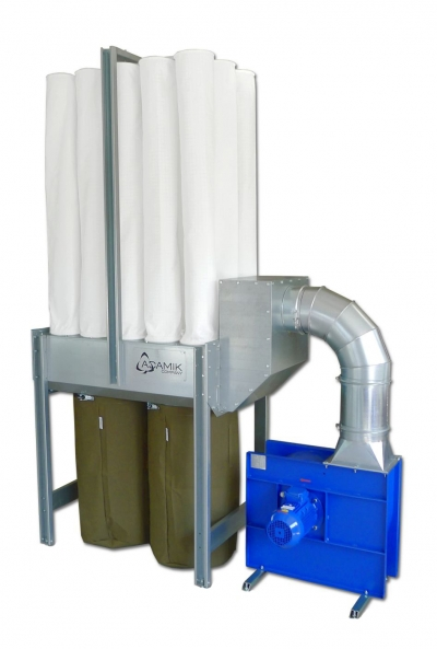 Odsávač pilín ADAMIK FT 616 3 kW
