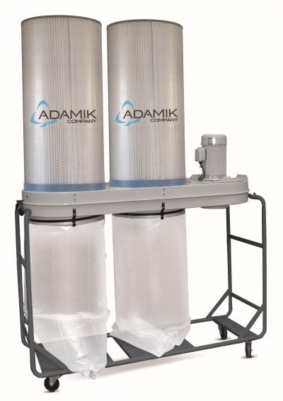 Odsávač prachu ADAMIK FT 400 MPEA