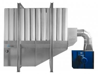 Odsávač pilín ADAMIK FT 650 LZ A 4 kW