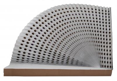 Filter pre striekaciu stenu, papierový