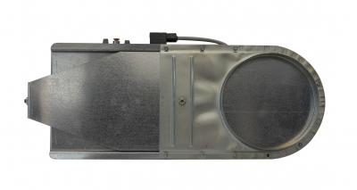 Uzáver pneumatický UPN160