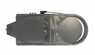 Uzáver pneumatický UPN180