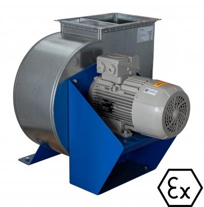 Ventilátor ku striekacej stene ADAMIK VAN 535 Ex